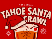 Shops at Heavenly Village, Heavenly Holidays Tahoe Santa Crawl