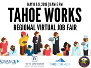Tahoe Chamber, Tahoe Works | Basin-Wide Virtual Job Fair