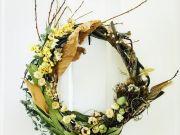 Atelier, Seasonal Autumn Wreath