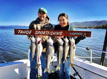 Tahoe Sport Fishing, April 11th Report