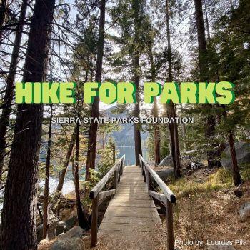 Sierra State Parks Foundation, Hike For Parks