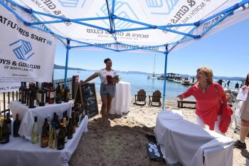 Hyatt Regency Lake Tahoe, Wine on the Water (WOW) 2019