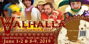 Camp Richardson Resort, Valhalla Renaissance Faire
