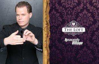 The Loft Theatre, Magic Fusion starring Matt Marcy