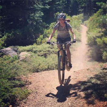 Tahoe Cross Country Center, Yoga & Wheel Lifts Mountain Bike Clinic