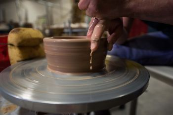 Truckee Roundhouse Makerspace, Intro to Wheel Throwing and Handbuilding