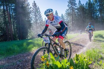 Tahoe Cross Country Center, Lake Tahoe Mountain Bike Race