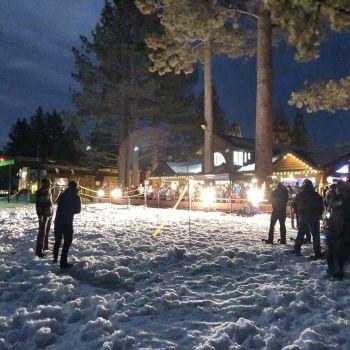 Camp Richardson Resort, Snowshoe Cocktail Races