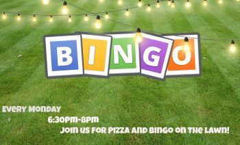 Pizza On the Hill, Bingo on the Lawn