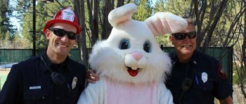 Incline Village Recreation & Tennis Center, Spring Eggstravaganza Community Egg Hunt