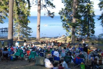 Lake Tahoe Music Festival, Lake Tahoe Music Festival Sunset Serenades at West Shore Cafe