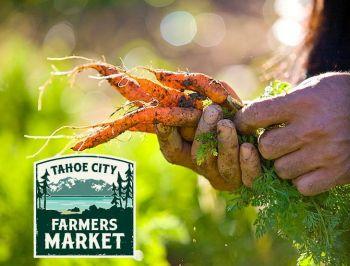 Tahoe City Downtown Association, Tahoe City Farmer's Market