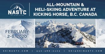 North American Ski Training Center, All-Mountain & Heli-Skiing Adventure at Kicking Horse, Canada