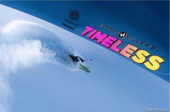 "Tahoe Dave's, Warren Miller's ""Timeless"""