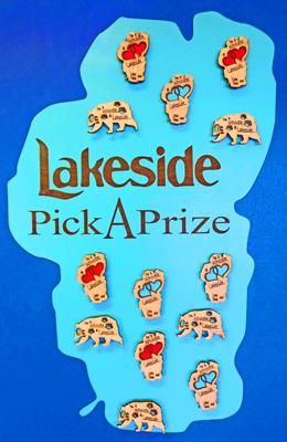 Lakeside Inn and Casino, PickAPrize