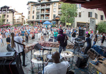 The Village at Squaw Valley, Bluesdays