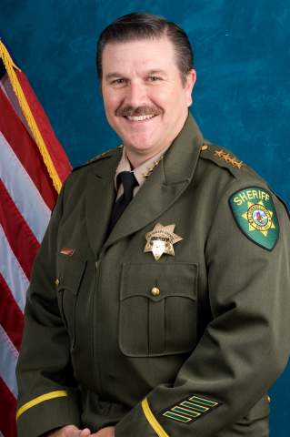 South Lake Tahoe Library, Sheriff John D'Agostini