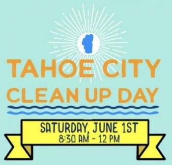 League to Save Lake Tahoe, Tahoe City Clean up Day