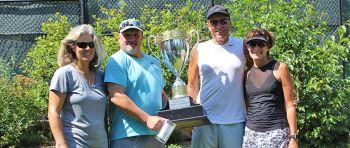Incline Village Recreation & Tennis Center, 2019 Incline Open Tennis Tournament