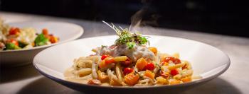 Moody's Bistro, Bar & Beats, Spaghetti