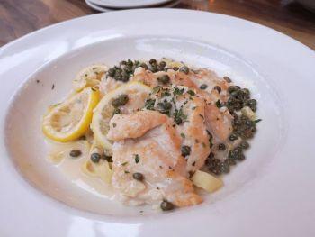 Primo's Italian Bistro, Picata