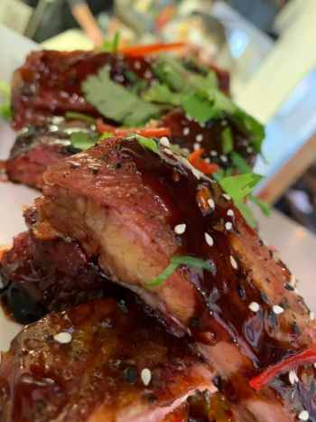 Brewforia, Saigon Pork Ribs