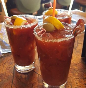 Fox & Hound Smokehouse Grill and Bar, Smokehouse Bloody Mary