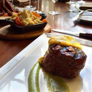 Lone Eagle Grille, Brandt Beef Prime Filet Mignon