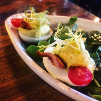 Moody's Bistro, Bar & Beats, B.L.T.A. Deviled Eggs