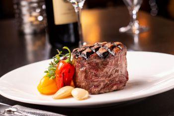 Park Prime Steakhouse, Filet Mignon