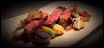 Moody's Bistro, Bar & Beats, Niman Ranch New York Steak
