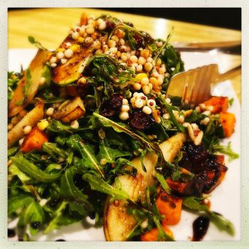 Whitecaps Pizza & Tap House, Harvest Grain Salad