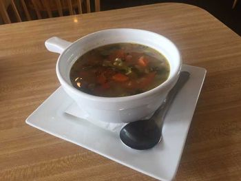 Whitecaps Pizza & Tap House, House-made Soup of the Day
