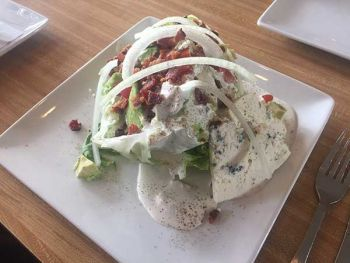 Whitecaps Pizza & Tap House, The Wedge Salad (gf)