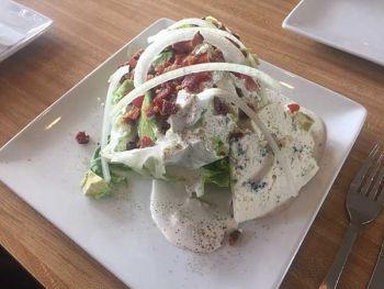 Whitecaps Pizza & Tap House, The Wedge Salad (gf)