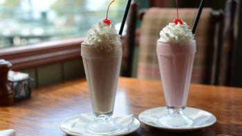 Zephyr Cove Resort, Homemade Shakes