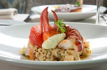 Edgewood Restaurant, Lobster Risotto