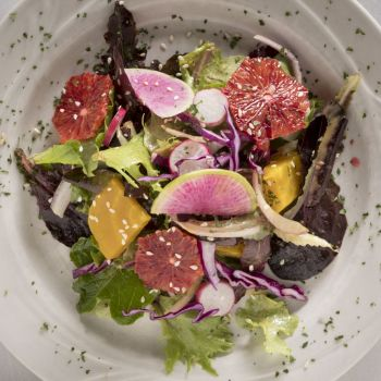 The Soule Domain, The Spring Mix Salad