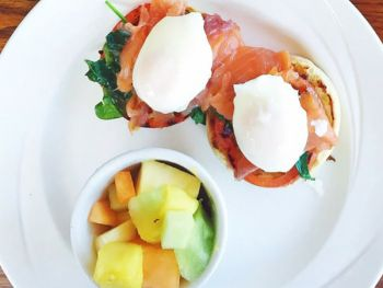 Zephyr Cove Resort | Lake Tahoe Cruises, Smoked Salmon Benedict