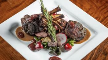 River Ranch Lodge & Restaurant, Double-Cut Elk Chops