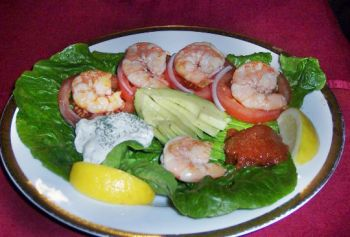 The Soule Domain, Shrimp Salad