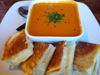 Zephyr Cove Resort, Roasted Tomato Soup