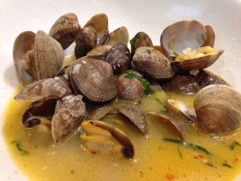 The Oyster Bar, Steamed Clams