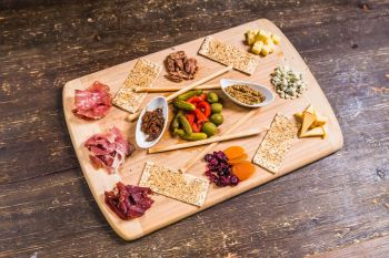 The Loft Theatre, Antipasto Platter for Two