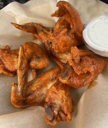 Tahoe Tap Haus, Mary's Primal Chicken Wings