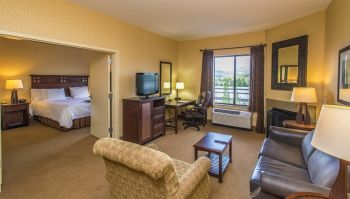 Win A One Night Stay In A King Suite At Hampton Inn & Suites Tahoe-truckee