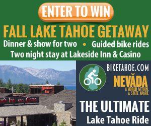 Lake Tahoe Fall Getaway / Bike Tahoe