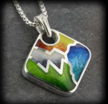 Bluestone Jewelry & Wine, Tahoe Magic Pendant
