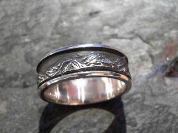 Bluestone Jewelry & Wine, Tahoe Mountain Ring