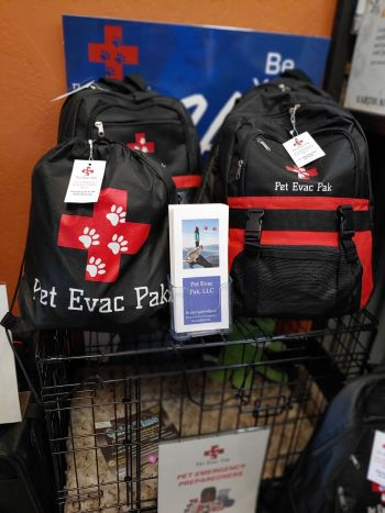 EarthWise Pet, South Lake Tahoe, Pet Evac Pak